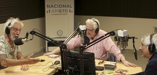 Larrea y Bobby Flores nominados al Martín Fierro: Lalo Mir dio la noticia