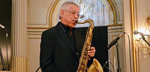 Bernardo Baraj en vivo con Héctor Larrea
