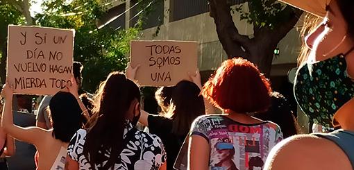 """Jani Godoy, Ni Una Menos: """"Hay un descreimiento total de las instituciones"""""""