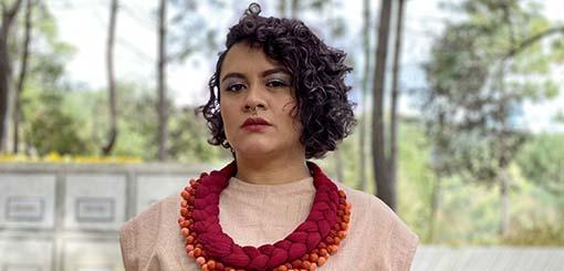 Rebeca Lane presentó su nuevo EP Llorando Diamantes