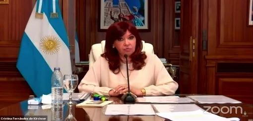"""""""Ahora hay muchos jueces desnudos porque Cristina los desnudó"""""""