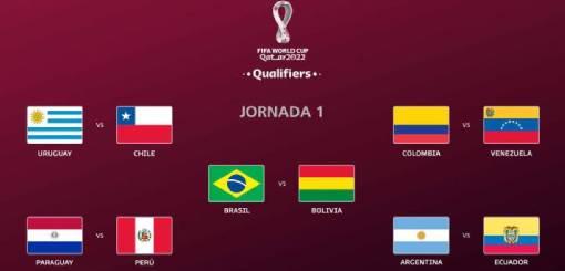 Eliminatorias sudamericanas a Qatar