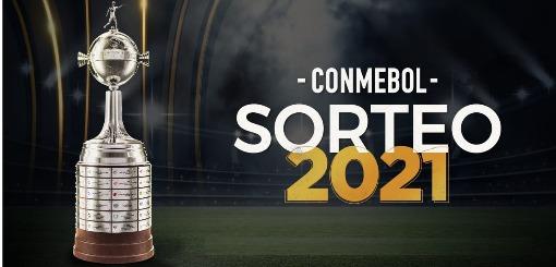 Como será el sorteo de las copas Libertadores y Sudamericana