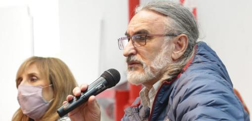 Basterra presenta el proyecto de Ley de Fomento a la Agroecología