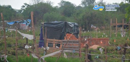 Importantes tareas de urbanización y regularización dominial en el Chaco