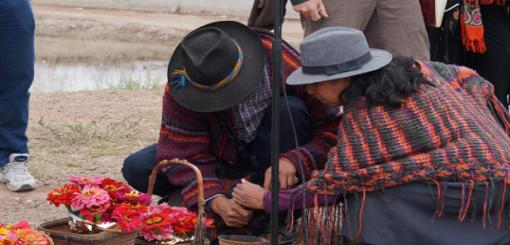 Para celebrar a la Pachamama,el ingrediente central es la conciencia