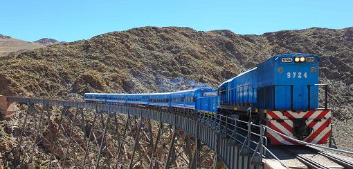 El Tren a las Nubes partirá el 7 de agosto a la celebración de la Pachamama