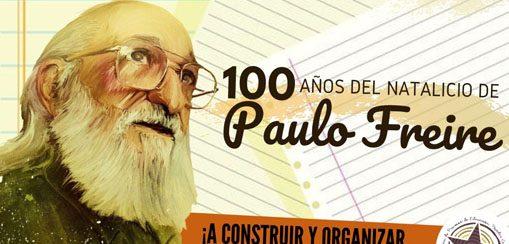 El inédito inviable en política, a 100 años del nacimiento de Paulo Freire