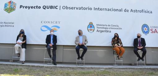 """Ciencia y Tecnología: Nación pone en marcha el proyecto """"Qubic"""" en Salta"""