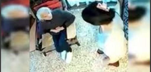 """Habló la familia de la abuela golpeada: """"No pedimos venganza sino justicia"""""""